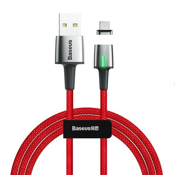 Кабель Baseus Zinc Magnetic USB для Type-C 3A 1m