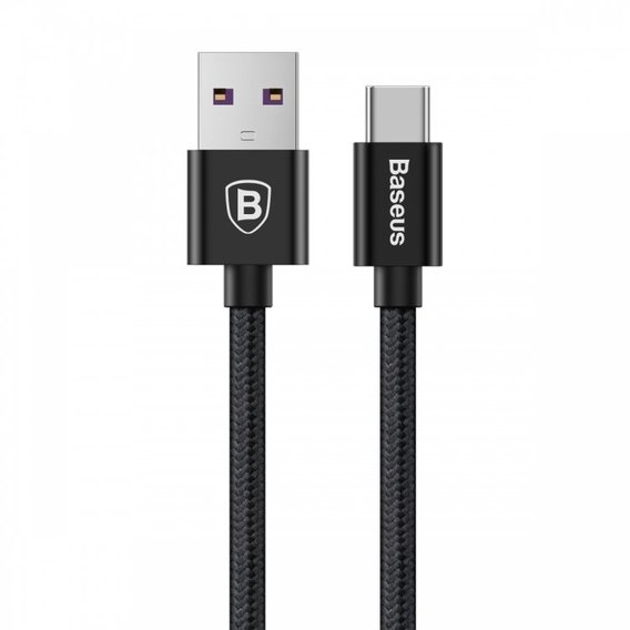 Кабель Baseus USB Cabel to USB-C Quick Charge 1 М