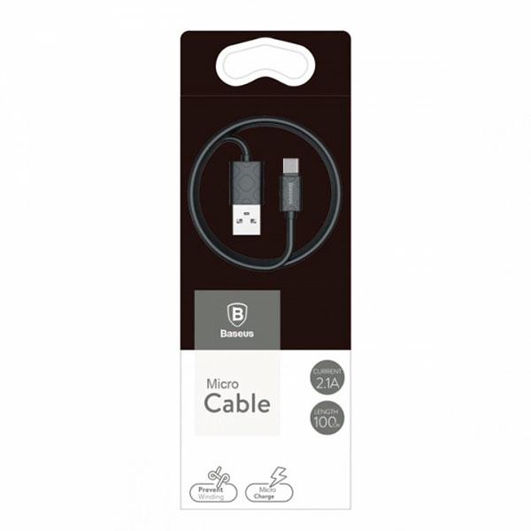 Кабель Baseus Yaven Cable для Micro - MicroUSB 1 M