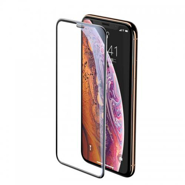 Baseus full-screen curved anti-blue light tempered glass screen protector для iPhone XR