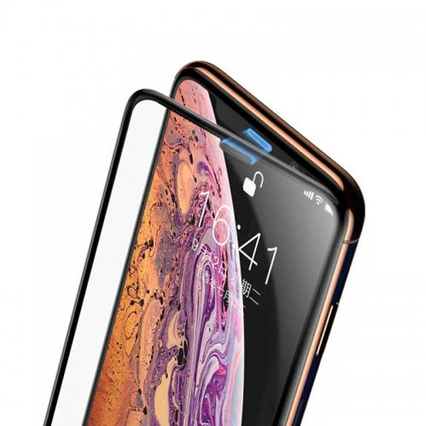 Baseus full-screen curved tempered glass screen protector для iPhone XR