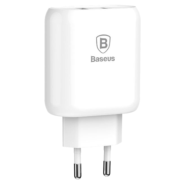 Зарядное устройство Baseus Bojure Series Type-C PD+U quick charge charger EU 32W