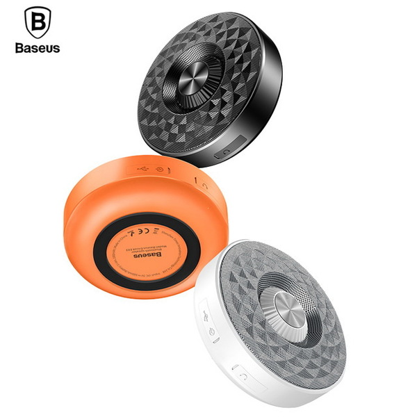 Портативная колонка Baseus Outdoor Lanyard Bluetooth Speaker E03