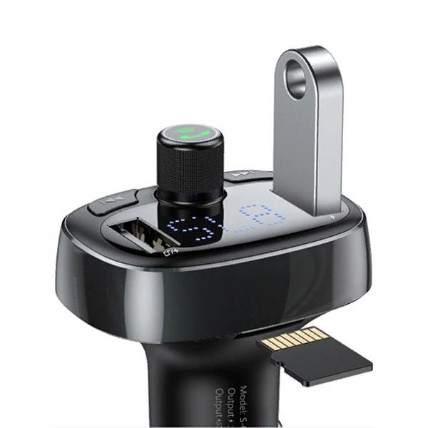 Автомобильное зарядное устройство Baseus MP3 Charger