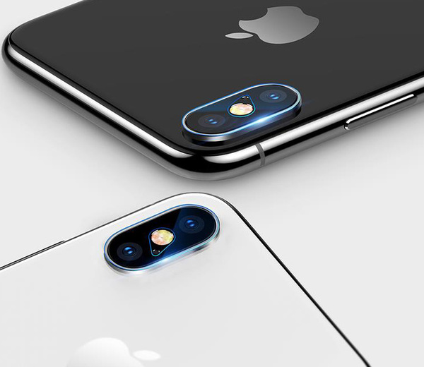 Baseus Camera lens glass film For iPhoneX