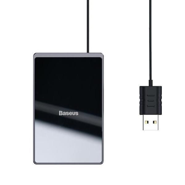 Ультратонкое беспроводное ЗУ Baseus Card Ultra-thin 15W
