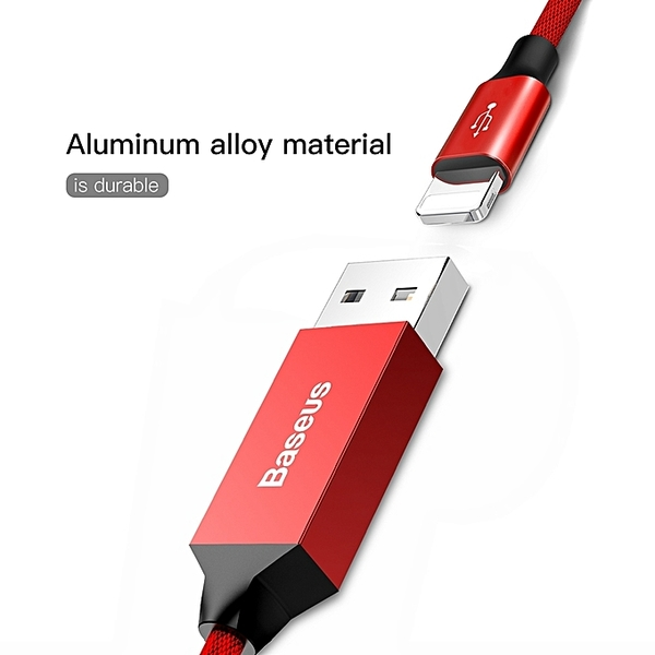 Кабель для Apple Baseus Artistic striped USB cable для Lightning 5 М