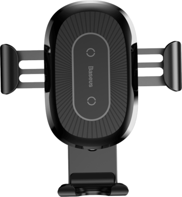 Держатель Baseus Wireless Gravity с беспроводной зарядкой