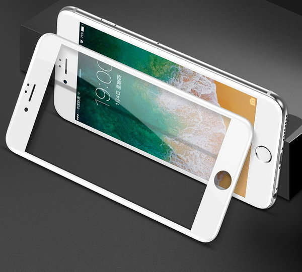Baseus 0.3mm All-screen Arc-surface Tempered Glass Film For iPhone 7/8