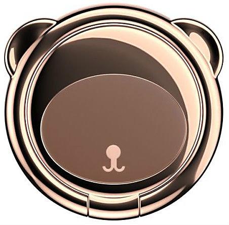 Кольцо-держатель Baseus Bear Finger Metal Ring