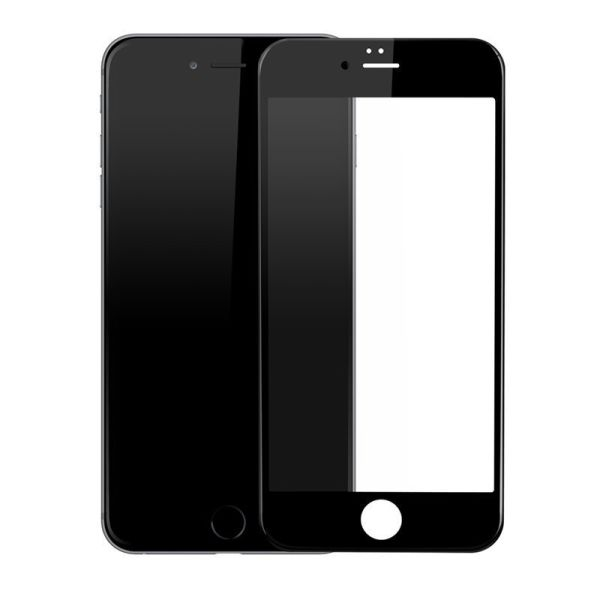 Baseus 0.3mm All-screen Arc-surface Tempered Glass Film For iPhone 7/8 Plus