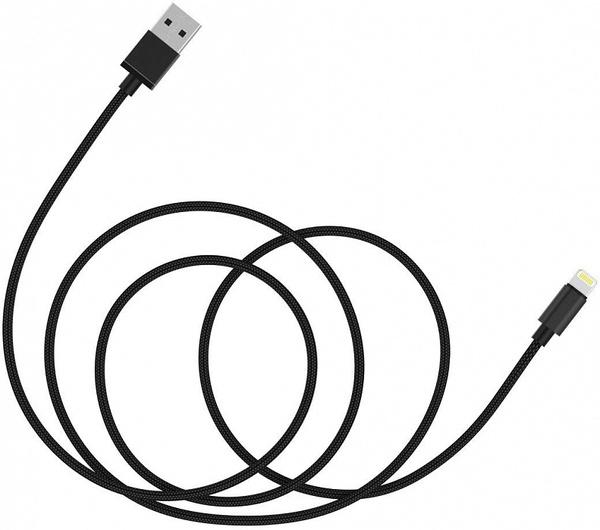 Кабель для Apple Baseus Simple Version of AntiLa Series USB для Lightning 1.8M
