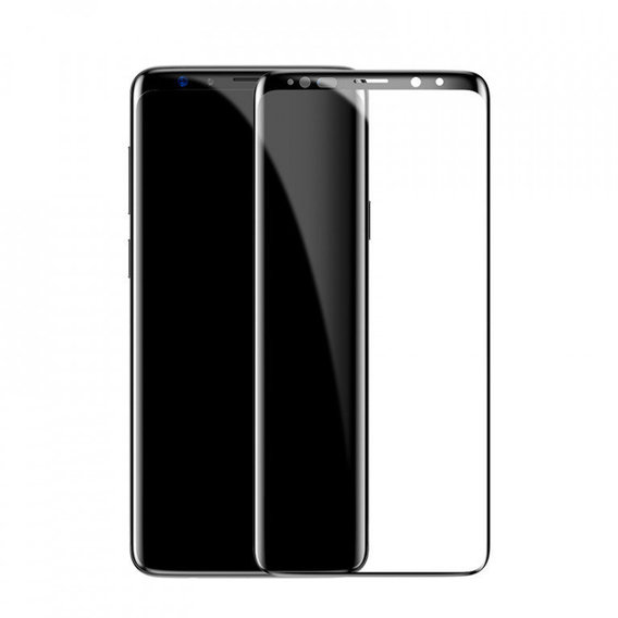 Baseus 3D Arc Tempered Glass Film For SAMSUNG Galaxy S8