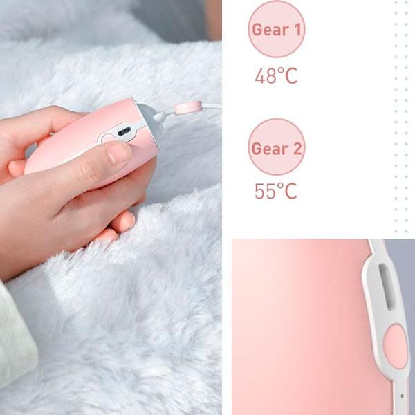 Внешний аккумулятор-грелка Baseus Pocket Bear