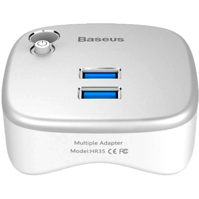 Картридер Baseus Notebook Expansion Dock ACBOOK1-0S