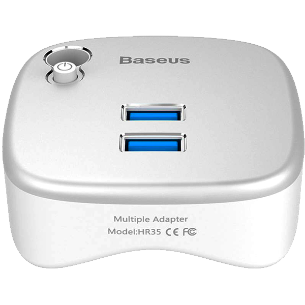 Картридер Baseus Notebook Expansion Dock ACBOOK1-0S