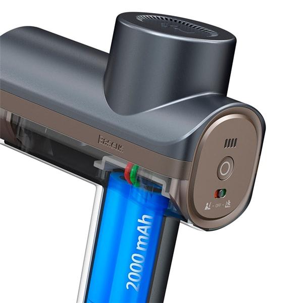 Двухрежимный массажный пистолет Baseus Booster Dual Mode massage Gun