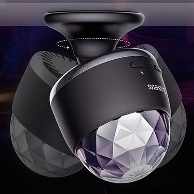 Baseus Car Crystal Magic Ball Light