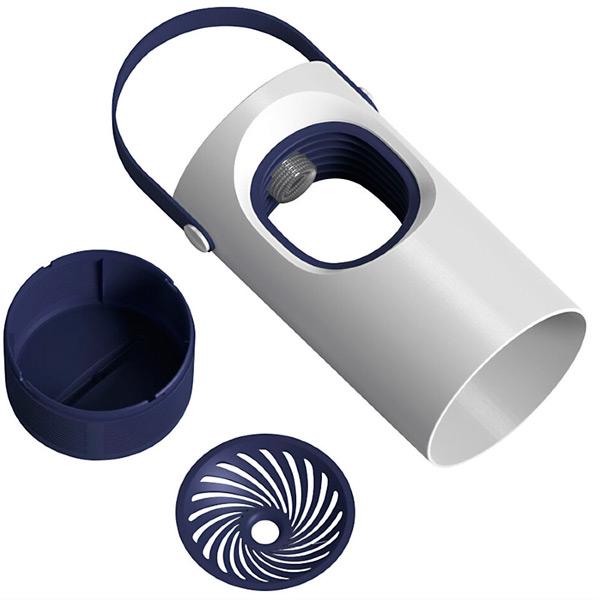 Ловушка для насекомых Baseus Purple Vortex USB Mosquito Lamp