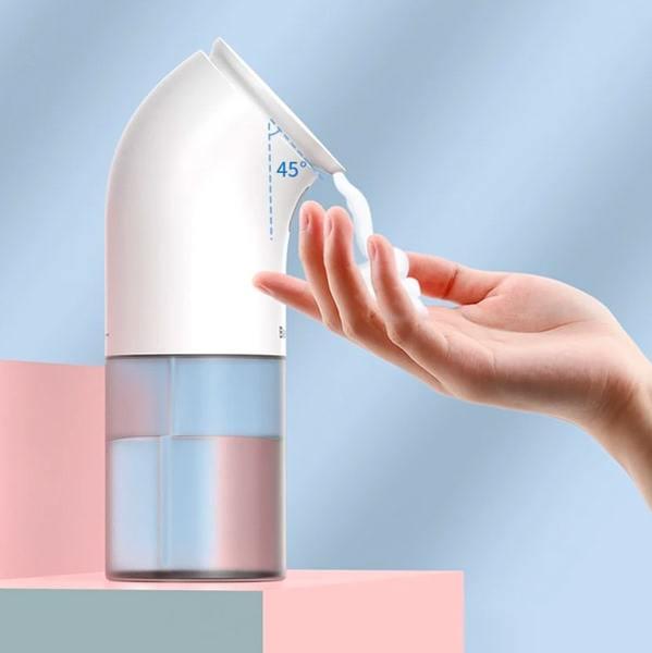 Дозатор для жидкого мыла Baseus Minipeng hand washing machine + мыло