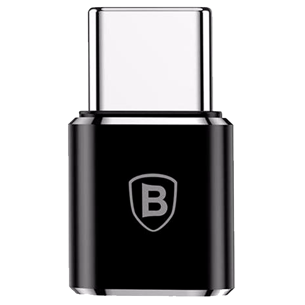 Переходник Baseus MicroUSB/USB-C