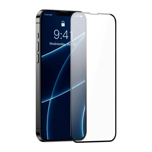 Стекло для iPhone 13 Mini Baseus curved-screen tempered glass with Crack-resistant Edges