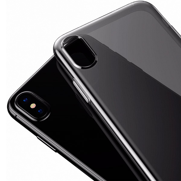 Baseus Simple Series Case For iPhone X