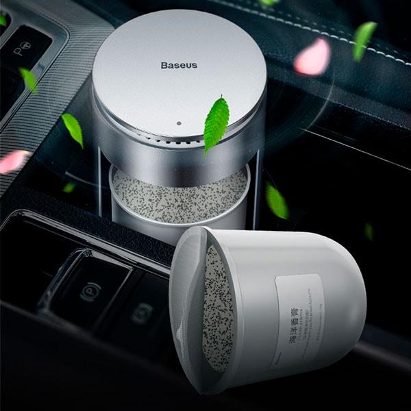 Ароматизатор Baseus Aroma Cream Accessory for Car Cup Holder Air Freshener