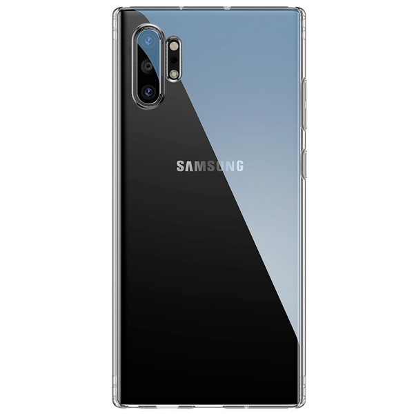 Чехол Baseus Simple Series (Anti-fall) для Samsumg Galaxy Note 10+