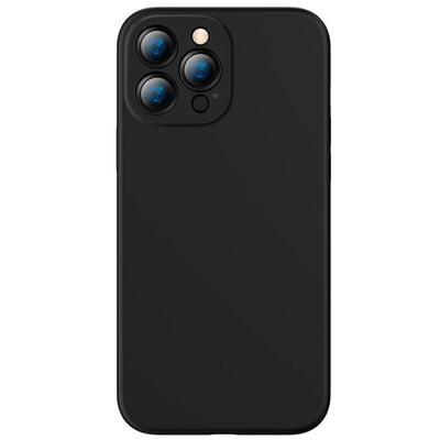 Чехол для iPhone 13 Pro Max Baseus Liquid Silica Gel Protective Case
