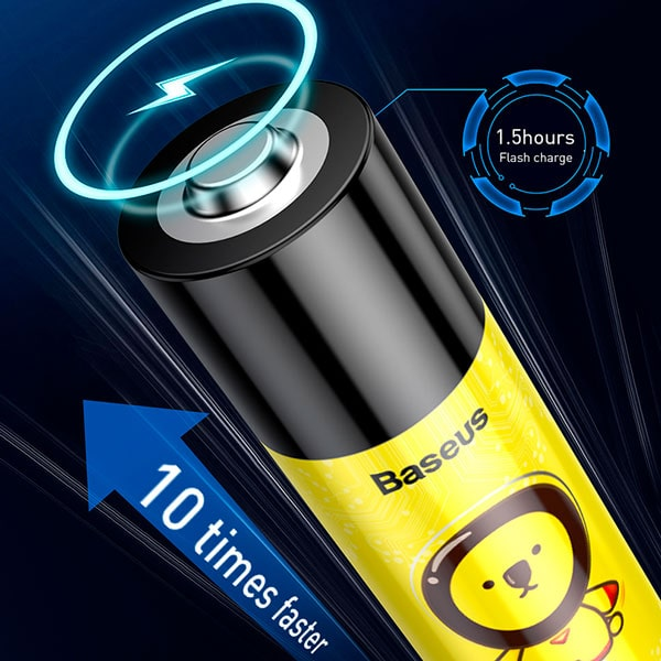 Аккумулятор Baseus AA Rechargeable Li-ion Battery 2PCS (Chinese versions)