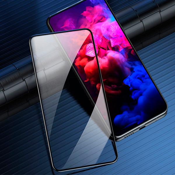 Baseus 0.3mm Full Screen Tempered Glass Black для Honor Magic 2