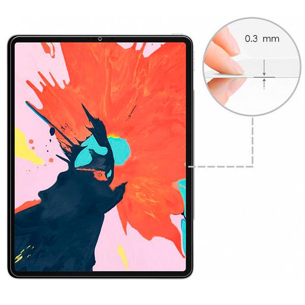 """Защитное стекло Baseus Tempered Glass 0.3 mm для iPad Pro 12.9"""" 2018"""