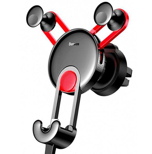 Автомобильный держатель Baseus YY Car Mount для iPhone