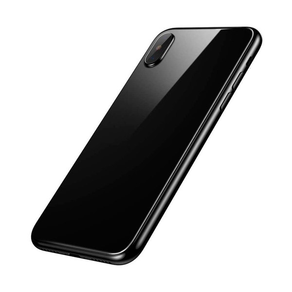 Baseus 0.3mm Full-glass Back Tempered Glass Film For iPhone X/XS