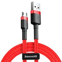 Кабель Baseus cafule Cable USB For Micro 2A 3m