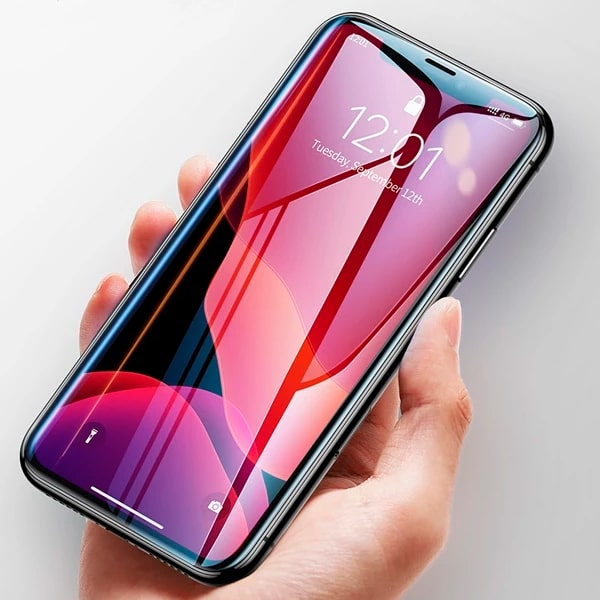 Защитное стекло Baseus 0.23mm tempered glass screen protector для iPhone X/XS