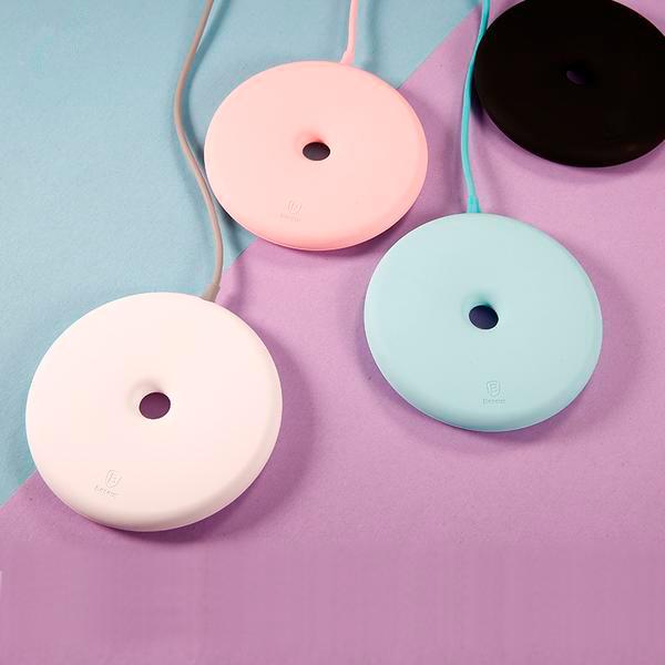 Зарядное устройство Baseus Wireless Donut Charger