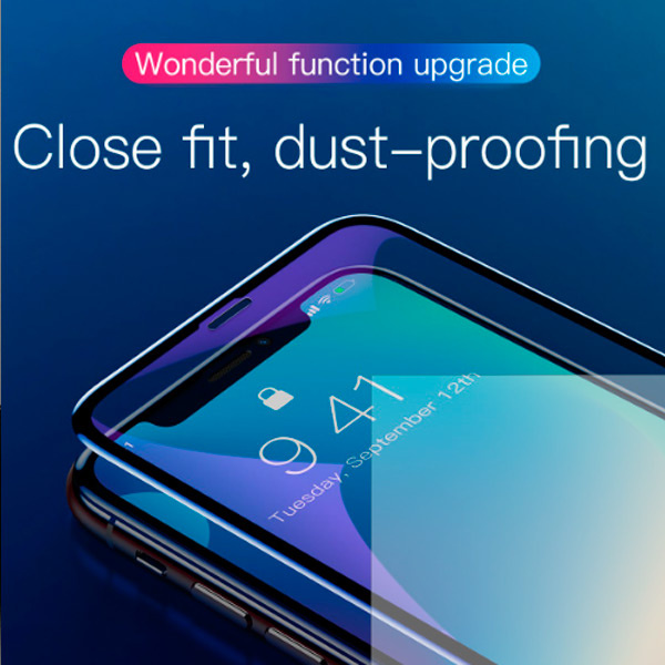 Baseus full-screen curved tempered glass screen protector для iPhone X/XS