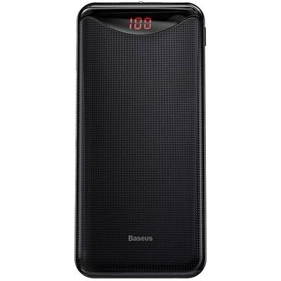Внешний аккумулятор Baseus Gentleman  Digital Display Powerbank 10000mAh