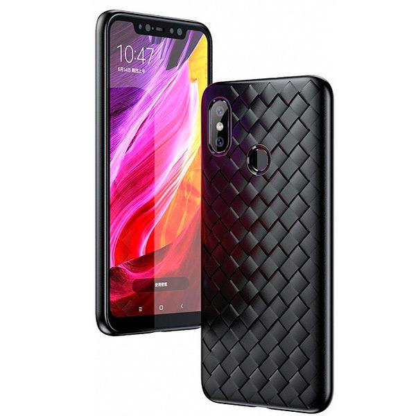 Baseus BV Weaving Case For Xiaomi Mi 8