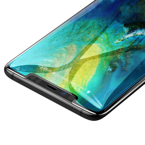 Baseus 0.3mm Curved-screen Tempered Glass Screen Protector для Huawei Mate20 Pro