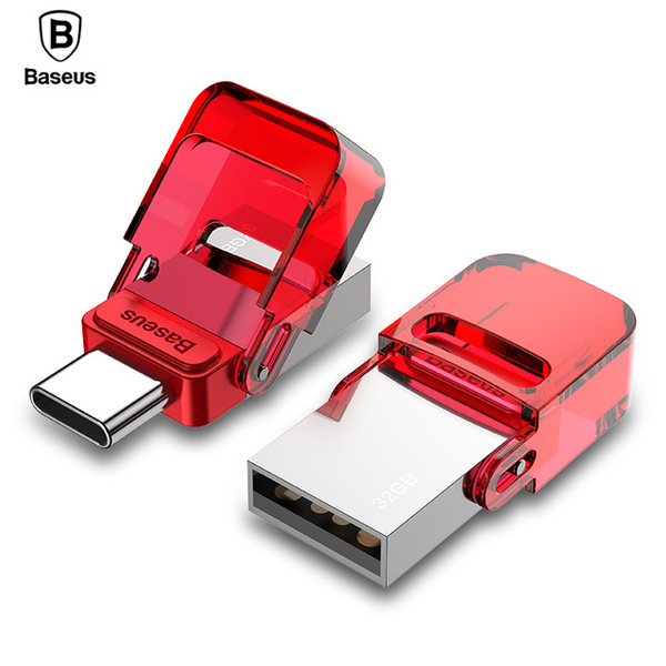 USB Flash Baseus Red-hat 32GB
