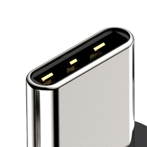 Адаптер Baseus Zinc Magnetic for Type-C