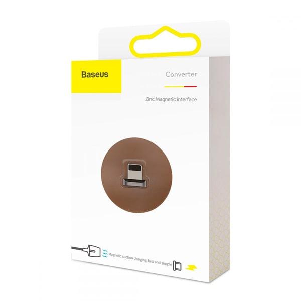 Адаптер Baseus Zinc Magnetic for iP