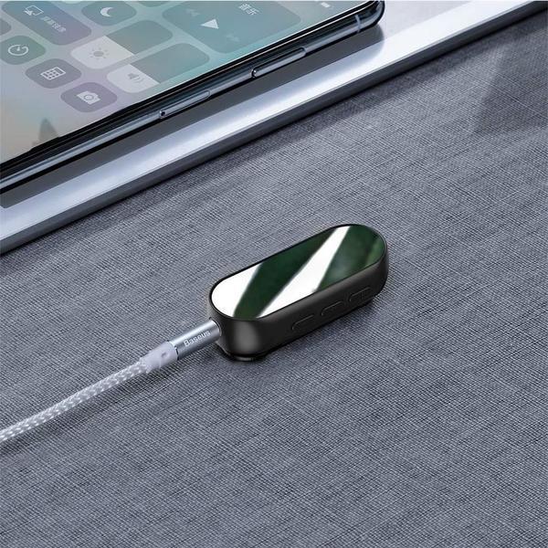 Беспроводной адаптер для наушников Baseus Audio converter BA02