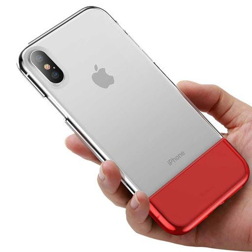 Baseus Half to Half Case For iPhone XR