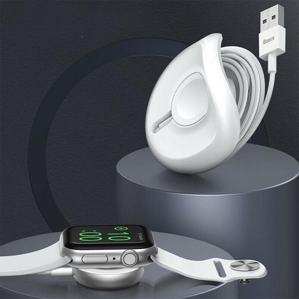 Беспроводное зарядное устройство Baseus YOYO для Apple Watch 1м