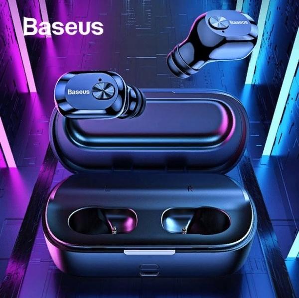 Беспроводные наушники Baseus Encok W01
