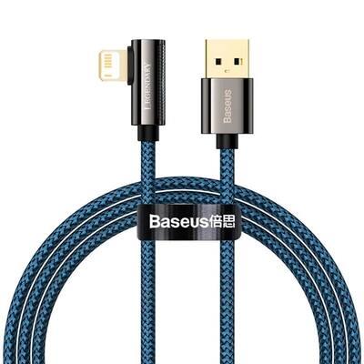 Кабель Baseus Legend Series Elbow Fast Charging USB to iPhone 2.4A